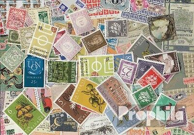 Suriname 50 different stamps