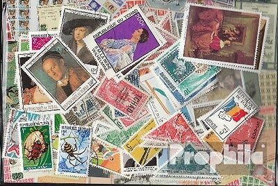 Chad 100 different stamps