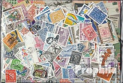 Finland 400 different stamps