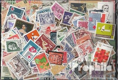 Yugoslavia 300 different stamps