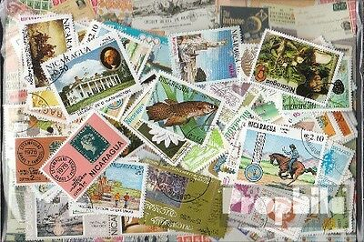 Nicaragua 300 different stamps