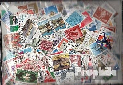 Norway 1.200 different stamps