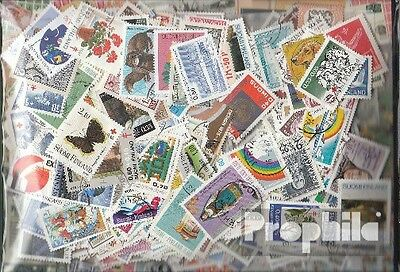 Finland 1.000 different stamps
