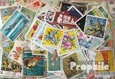 Burundi 200 different stamps