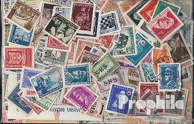 Croatia 200 different stamps  until 1945