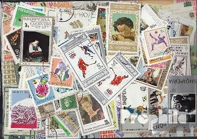 Albania 200 different stamps