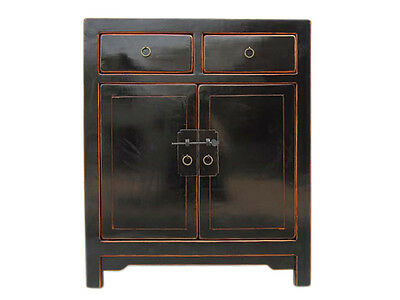 China Shanxi Classic Small Chest of Drawers Bedside Table Elm