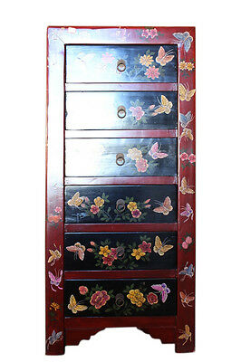 China Drawer Cabinet with Slight