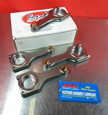 Fiat Punto Gt Forged H Beam Scat  Rods  Arp 2000 3/8 Bolts 65050118