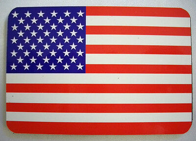 12 AMERICAN FLAG MAGNETIC ADDRESS BOOK novelty new usa magnet name books item