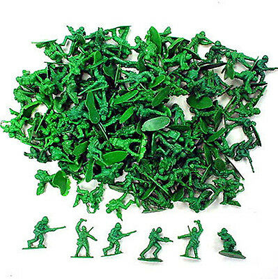 12 ARMY SOLDIERS 1 INCH #167 classic military boys toys plastic army men new toy