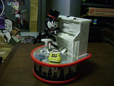 Felix The Cat Playing Piano Rare