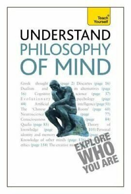 Philosophy of Mind: Teach Yourself by Mel Thompson (Paperback, 2012)