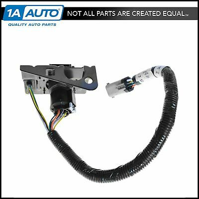 FORD 4 & 7 Pin Trailer Tow Wiring Harness w/Plug & cket ...  Pin Wiring Harness on