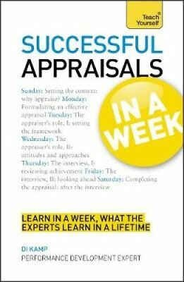 Successful Appraisals in a Week: Teach Yourself by Di Kemp (Paperback, 2012)