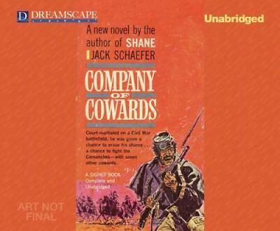 Company of Cowards A Classic Western by Jack Schaefer 9781624062629