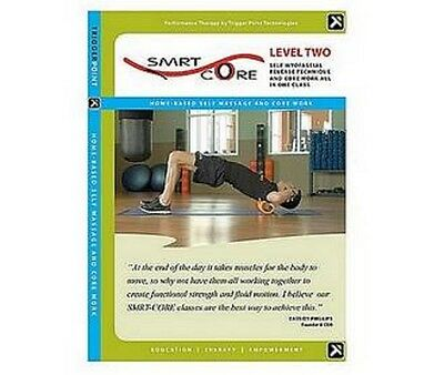 The Grid foam roller  DVD level 2 orignal by Trigger PointTherapy