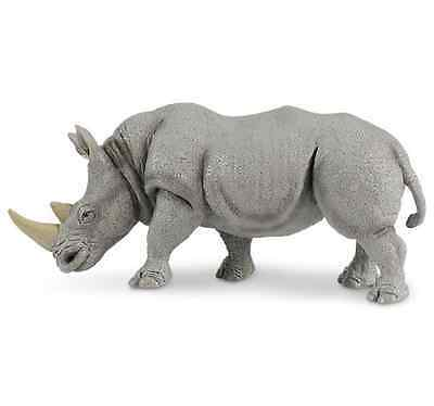 White Rhino Replica  #270229 ~ Beautiful  ~ FREE SHIPPING/USA w/ $25+ SAFARI