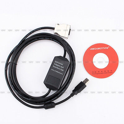 Programming Cable for USB-CIF02 Omron CPM1A/CPM2A/C200H/CQM1 USB 5L Good Quality