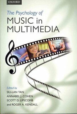 The Psychology of Music in Multimedia by Oxford University Press (Paperback,...