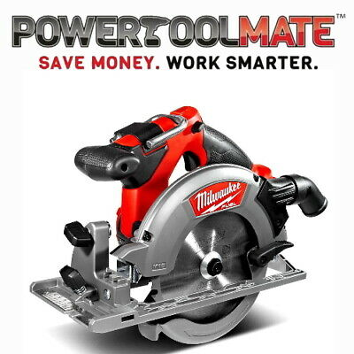 Milwaukee M18CCS55-0 18V Fuel Brushless Circular Saw