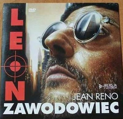 Leon The Professional - (DVD) ( Jean Reno, Luc Besson) - Region 2 (UK)