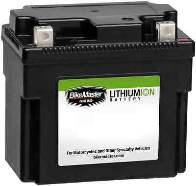 BikeMaster Lithium Ion Battery 500 CCA (4.9 lbs)  DLFP-20H-BS