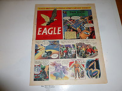 EAGLE Comic - Year 1952 - Vol 3 - No 31 - Date 07/11/1952 - UK Paper Comic
