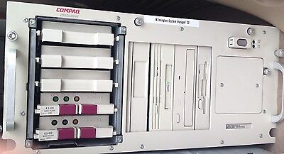 Scientific Atlanta System Manager 30 with Network Secure cards