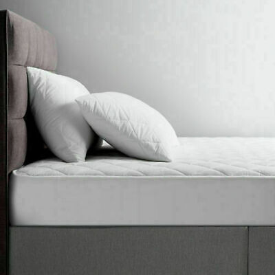 Luxury Comfi Zipped Stretch Mattress Cover - *** REDUCED TO CLEAR ***