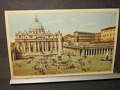 APO 794 VATICAN CITY, ROME, ITALY 1946 Army Cover 2675 Regt AC Soldier's Mail
