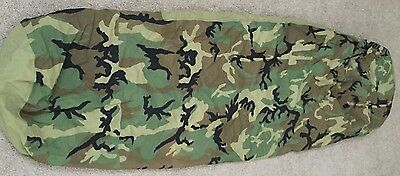 US Military Weatherproof Gore-Tex Camo Bivy Cover -Excellent Condition!!