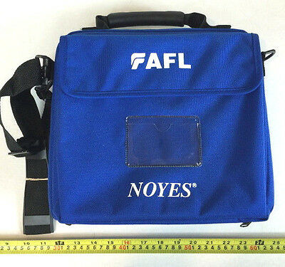 New Genuine Oem Afl Noyes Fiber Optical Systems Tdr Otdr Carry Case Soft Padded