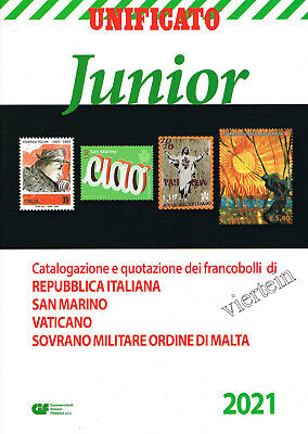 Unificato Catalogo Italia Junior 2020 Nuovo !!!! Al Momento Non Disponibile !!!