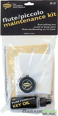 Herco Flute / Piccolo Maintenance Cleaning Kit, HE107