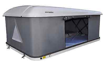 Hard Roof Tent Camping 4x4 Camper Top Roof Rack Pop Car