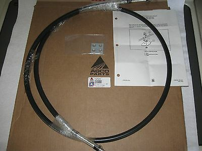 OEM Allis Chalmers Tractor Range Shift & Park Lock Cable Kit 7580 70275258 NEW