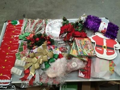 Christmas Ornament assorted box decoration $250 value save loads!