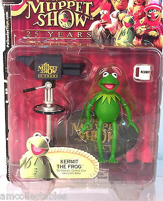 Muppets Show - Palisades - Kermit The Frog - 25 Years - Figur - Neu Ovp