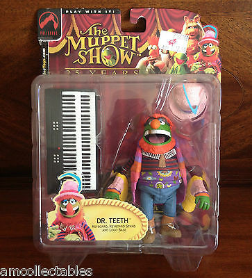 Muppets Show - Palisades - Dr. Teeth - 25 Years - Figur - Neu Ovp