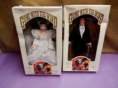 Gone With The Wind Limited Edition Collectors Dolls