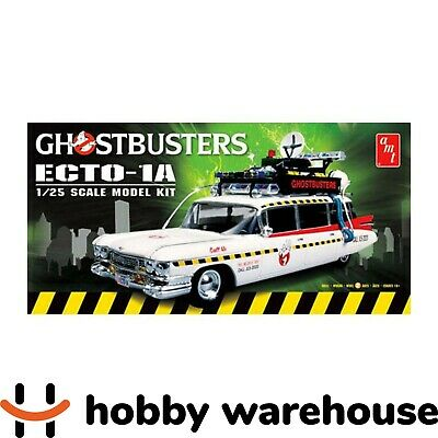 AMT750 Ghostbusters ECTO-1A 1/25 Plastic Model Kit