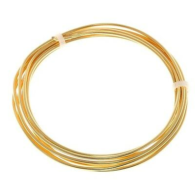 Warm Gold Jewellery Copper Craft Wire 32 AWG 0.20mm 175 Metres C87//2