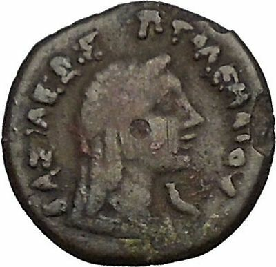 PTOLEMY III 246BC Kyrene Mint RARE Depiction Authentic Ancient Greek Coin i52365
