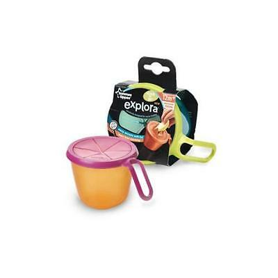 Tommee Tippee Explora Snack Go Snack containers Box blue