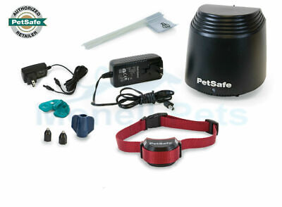 PetSafe Stay + Play Rechargeable Wireless Stubborn Dog Fence PIF00-13663
