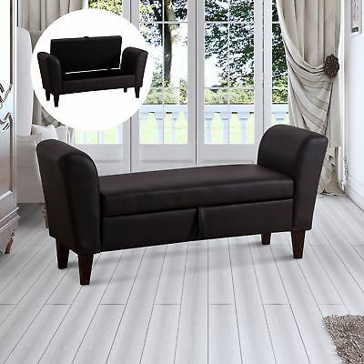 Verona ottoman storage box chenille fabric diamante seat bench foot stool silver - Seat at foot of bed ...