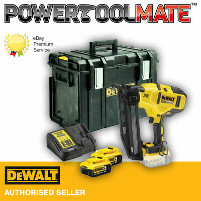 Dewalt DCN660P2 XR Brushless Finishing Nailer 18V 2 x 5.0ah Li-on