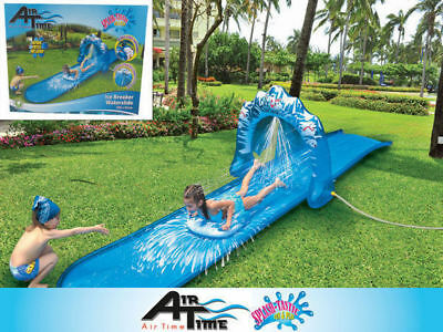 Water Slide Ice Breaker 5m Great Fun For Kids On Holidays Summer When Its Hot