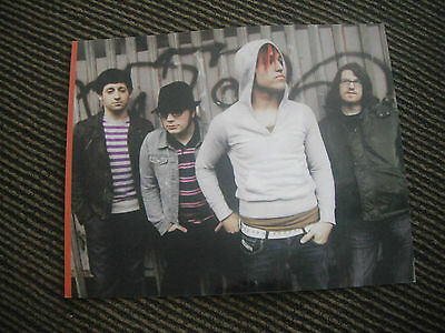 Fall Out Boy Color 8x10 Photo Promo Picture